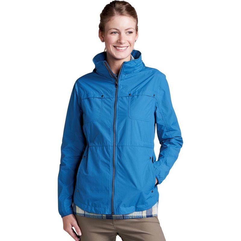 トードアンドコー レディース ジャケット・ブルゾン アウター Womens Aquarius Jacket XS - Bright Indigo