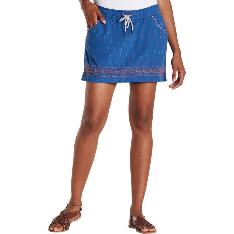 トードアンドコー レディース スカート ボトムス Womens Fresco Skort XS - Blueberry