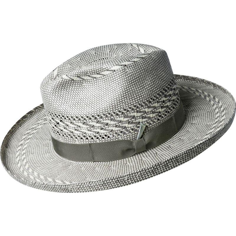 送料無料 サイズ交換無料 ベーリー オブ ハリウッド メンズ アクセサリー 帽子 S - Grey/Natural ベーリー オブ ハリウッド メンズ 帽子 アクセサリー Gravely Hat S - Grey/Natural