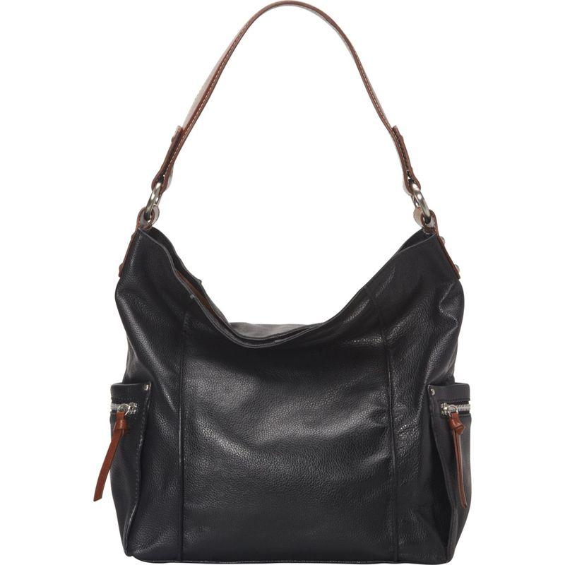 ニノボッシ メンズ ショルダーバッグ バッグ Sweet Caroline Shoulder Bag - eBags Exclusive Black