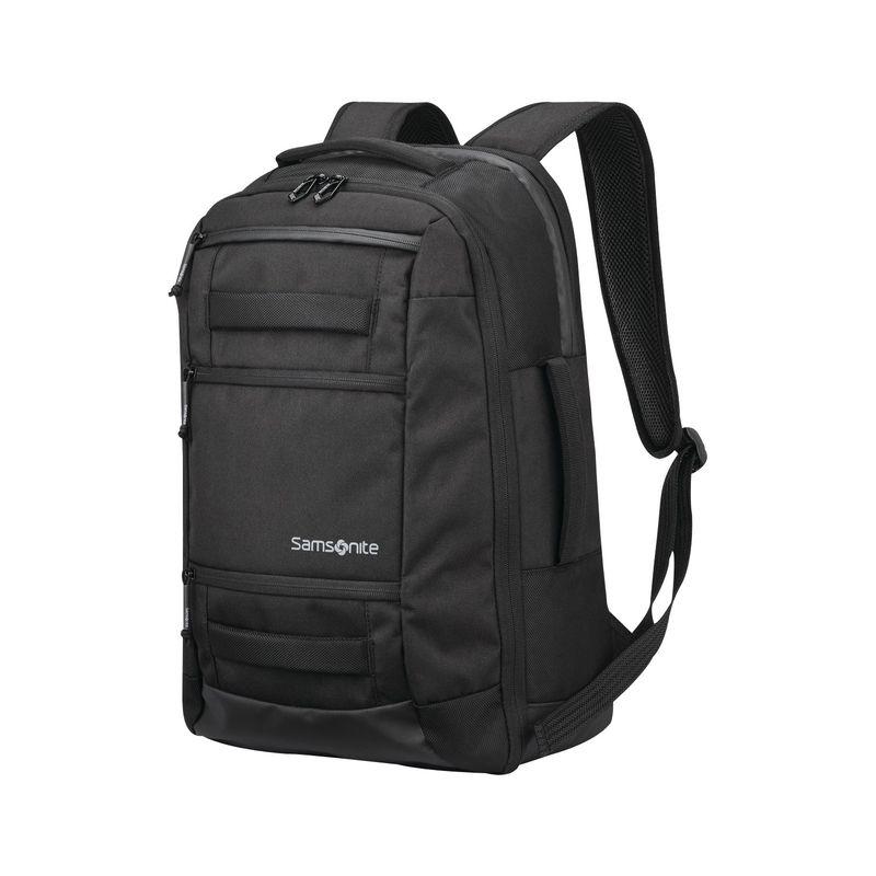 サムソナイト メンズ バックパック・リュックサック バッグ Detour Travel Backpack Black