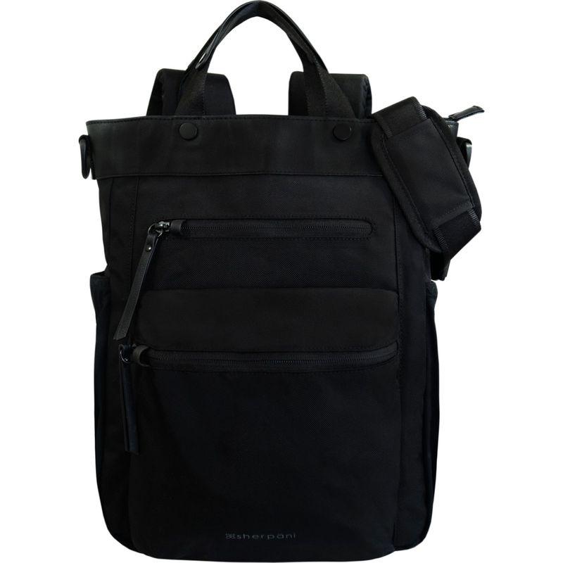 シェルパニ メンズ ボディバッグ・ウエストポーチ バッグ Soleil AT Anti-Theft Multi-Way Bag Carbon