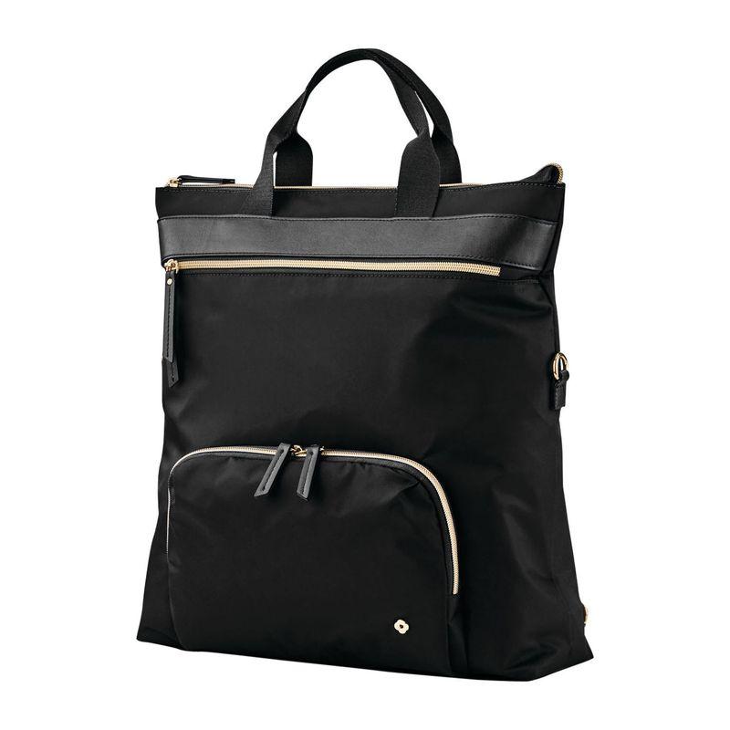 サムソナイト メンズ スーツケース バッグ Mobile Solution Convertible Laptop Backpack Black