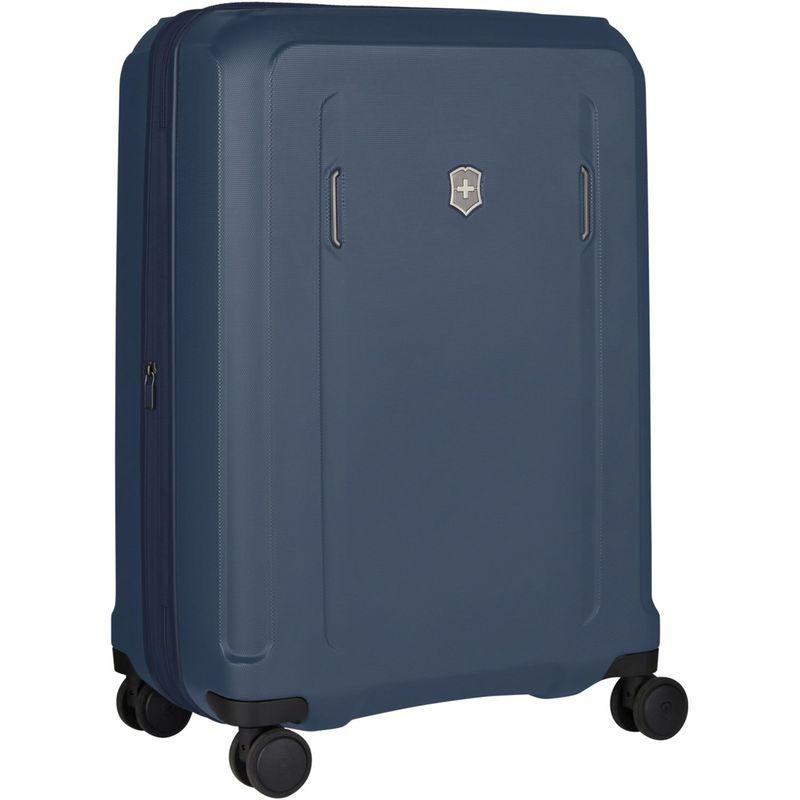 ビクトリノックス メンズ スーツケース バッグ Werks Traveler Hardside Medium Upright Blue