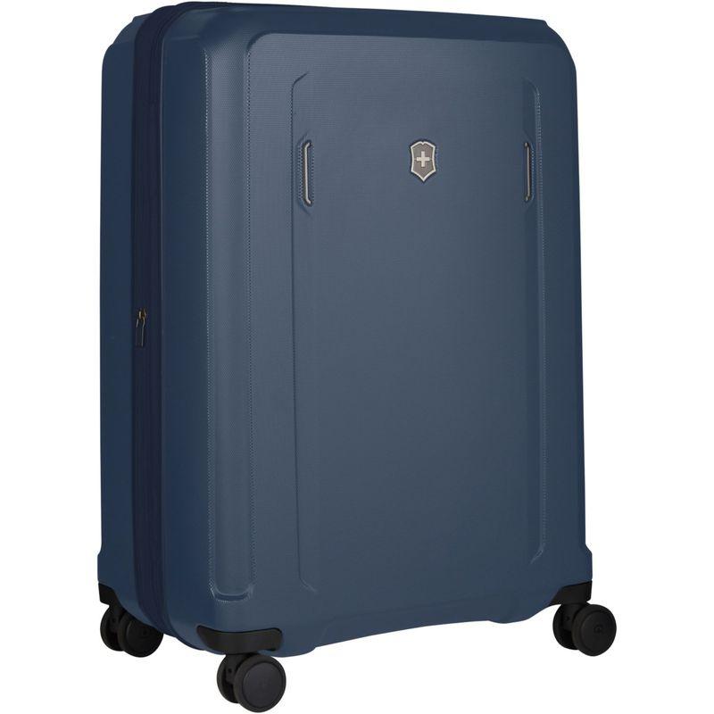 ビクトリノックス メンズ スーツケース バッグ Werks Traveler Hardside Large Upright Blue