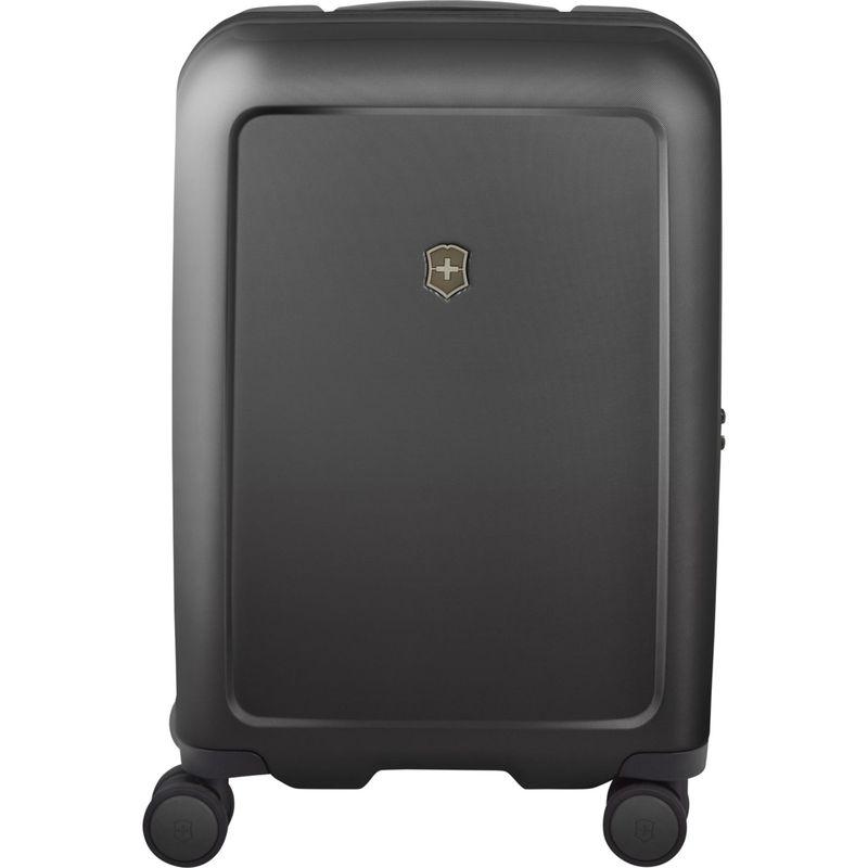 ビクトリノックス メンズ スーツケース バッグ Connex Frequent Flyer Plus Hardside Carry On Black