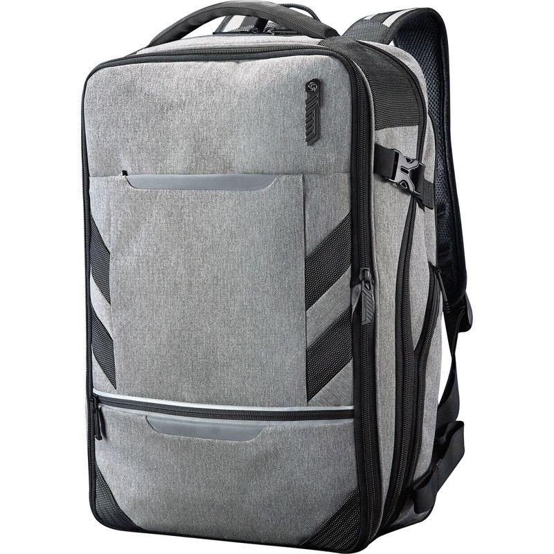 サムソナイト メンズ バックパック・リュックサック バッグ Remagg Shieldpack Gaming Backpack Shadow Grey