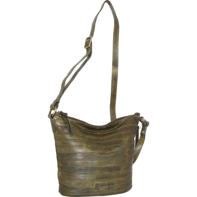 ニノボッシ メンズ ボディバッグ・ウエストポーチ バッグ Saige Crossbody Bag Green