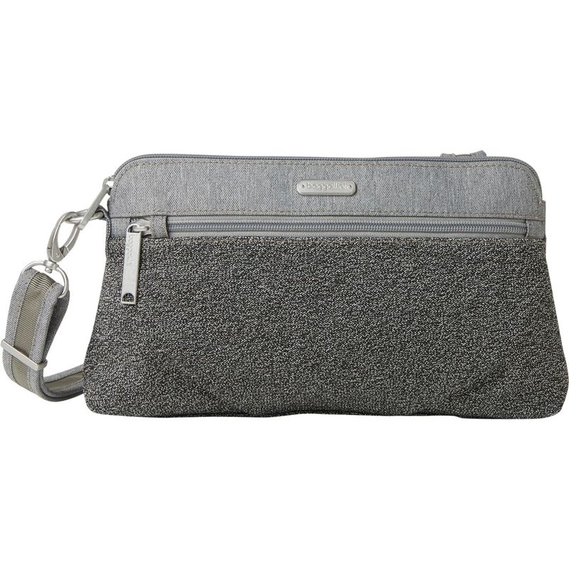バッガリーニ メンズ ボディバッグ・ウエストポーチ バッグ Securtex Anti-Theft Everyday Crossbody Bag Stone