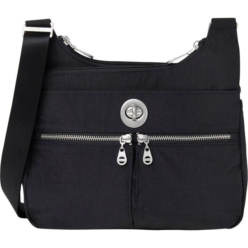 バッガリーニ メンズ ボディバッグ・ウエストポーチ バッグ Istanbul Crossbody Bag Black