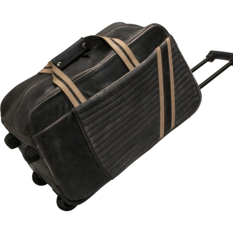 スカーリー メンズ スーツケース バッグ Travel Bag Black
