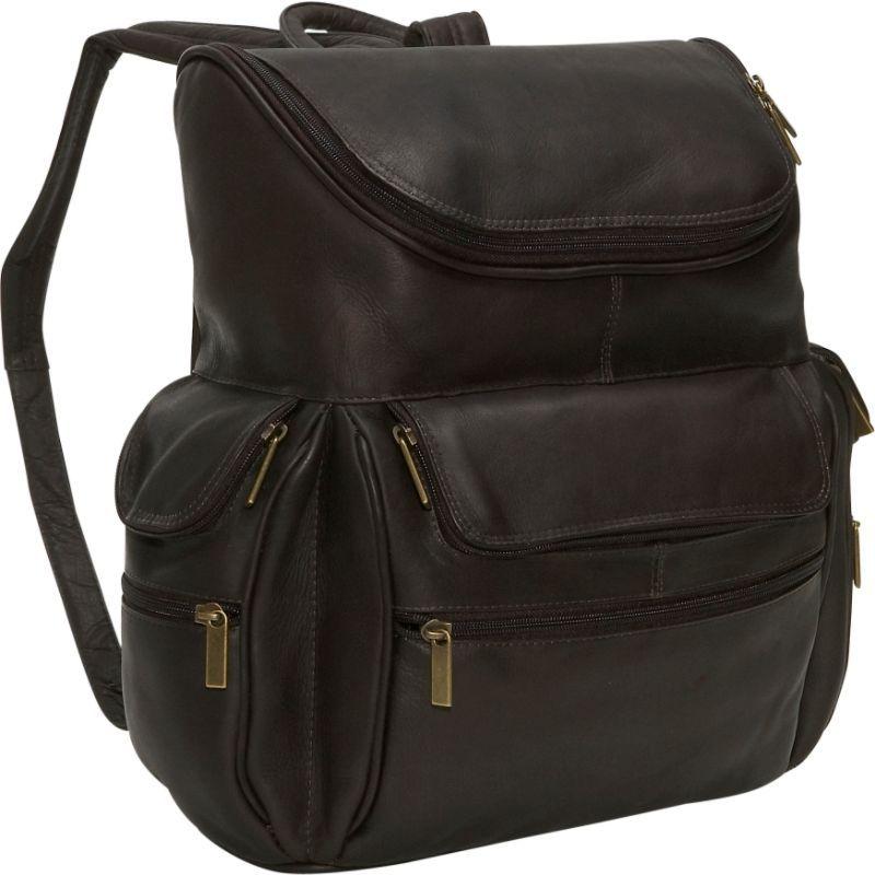 デビッドキング メンズ スーツケース バッグ Computer Backpack Black