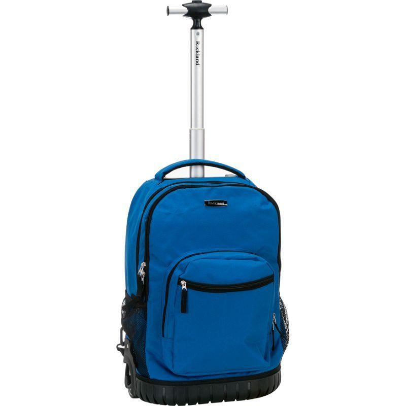 ロックランド メンズ バックパック・リュックサック バッグ Sedan 19 Rolling Backpack Blue