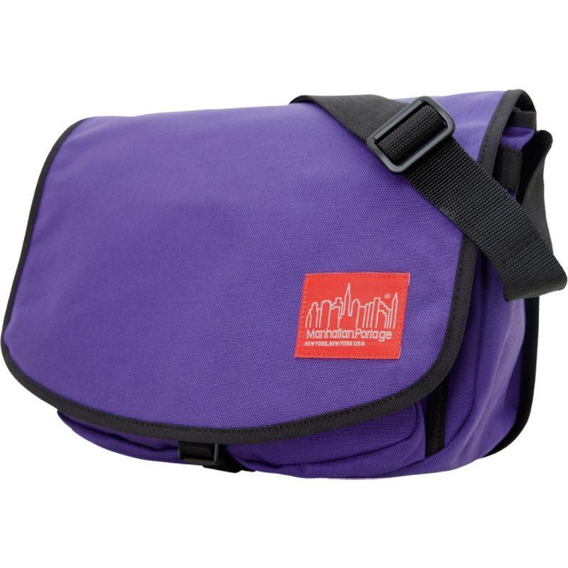 マンハッタンポーテージ メンズ ショルダーバッグ バッグ Sohobo Bag (M) Purple