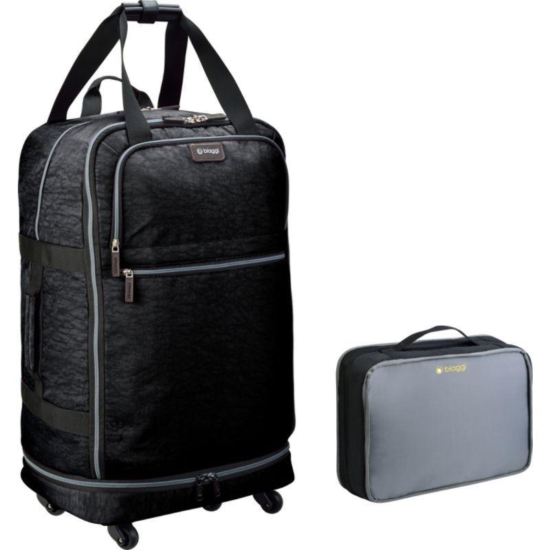 ビアッギ メンズ スーツケース バッグ ZipSak 27 MicroFold Upright Black