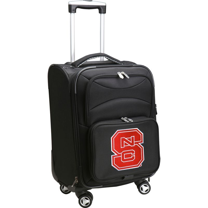 デンコスポーツ メンズ スーツケース バッグ NCAA 20 Domestic Carry-On Spinner North Carolina State University Wolfpack