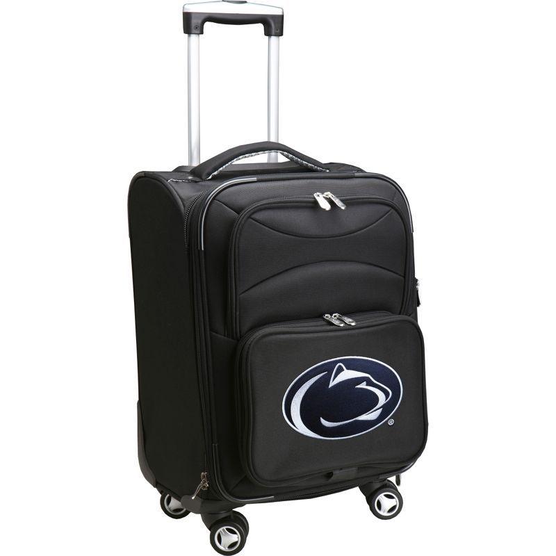 デンコスポーツ メンズ スーツケース バッグ NCAA 20 Domestic Carry-On Spinner Pennsylvania State University Nittany Lions