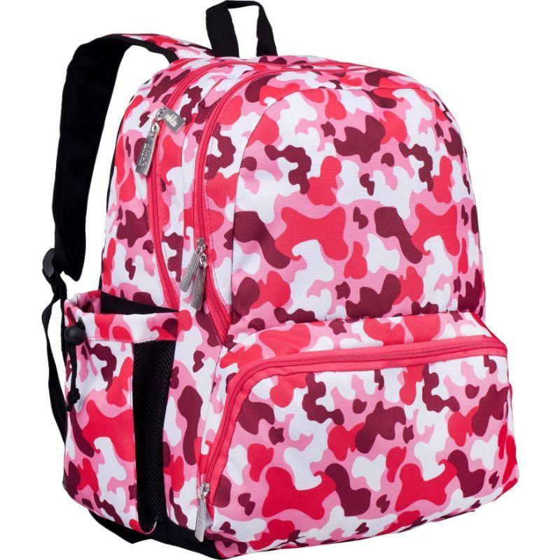 ワイルドキン メンズ バックパック・リュックサック バッグ Kids 17 Inch Backpack Camo Pink