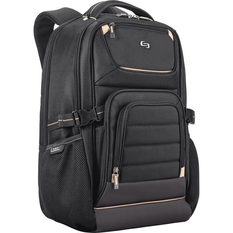 ソロ メンズ スーツケース バッグ Pro 17.3 Laptop Backpack Black