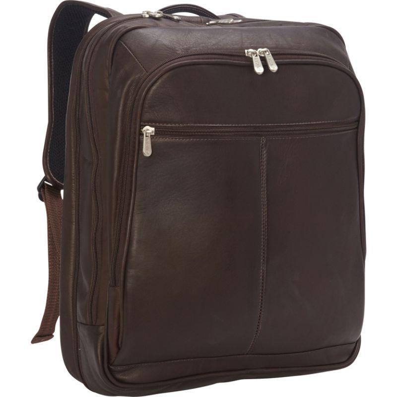 ピエール メンズ スーツケース バッグ XL Laptop Travel Backpack Chocolate