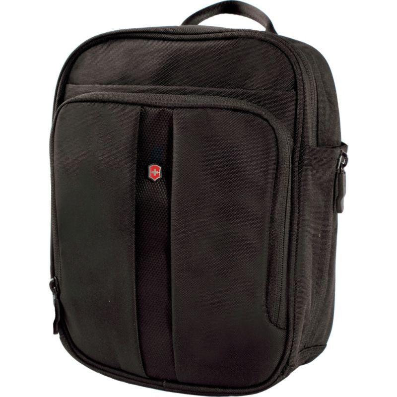 ビクトリノックス メンズ ショルダーバッグ バッグ Lifestyle Accessories 4.0 Vertical Travel Companion Black