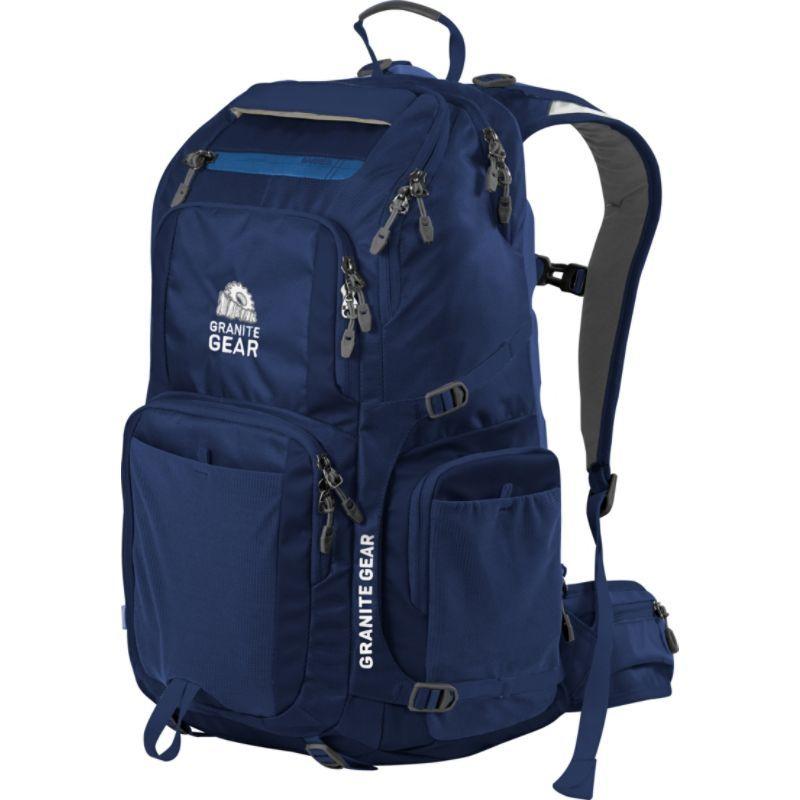 グラナイトギア メンズ バックパック・リュックサック バッグ Jackfish Backpack Midnight Blue/Enamel Blue