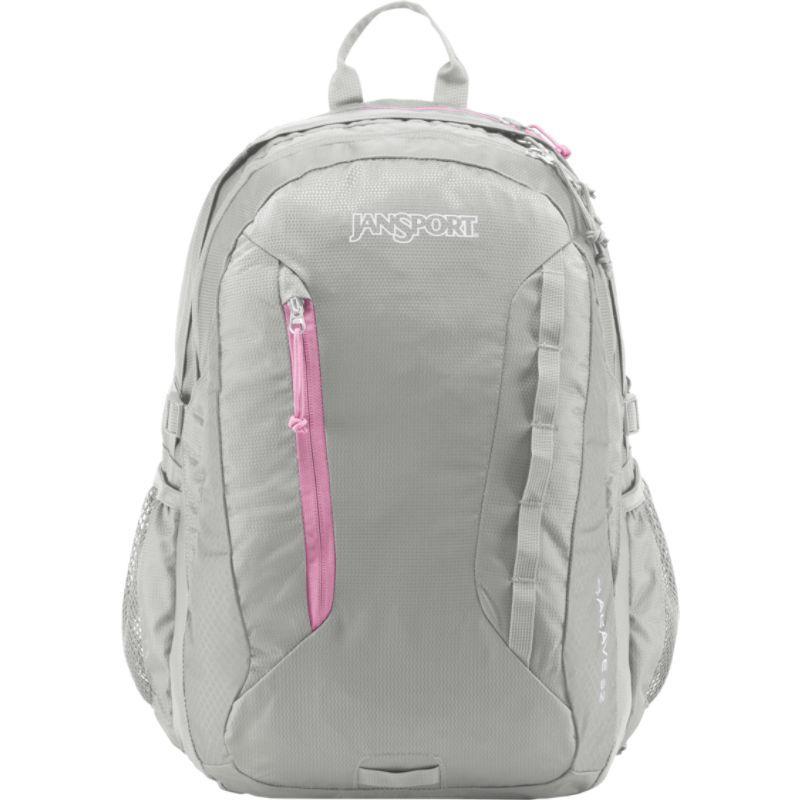 ジャンスポーツ レディース バックパック・リュックサック バッグ Women's Agave Laptop Backpack Grey Rabbit