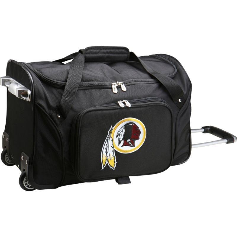デンコスポーツ メンズ スーツケース バッグ NFL 22 Rolling Duffel Washington Redskins