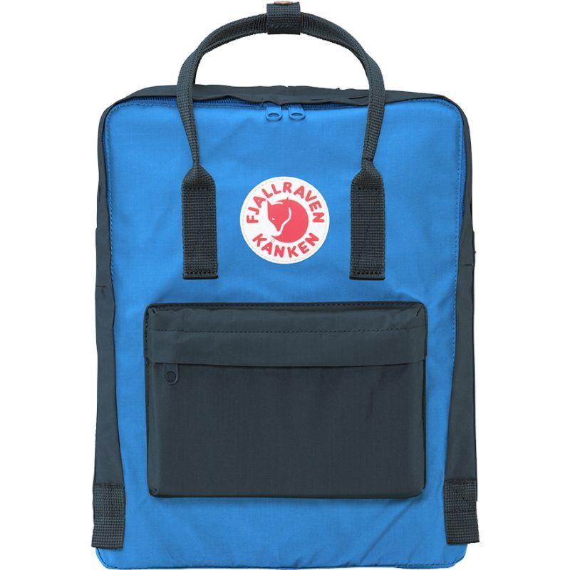 フェールラーベン メンズ バックパック・リュックサック バッグ Kanken Backpack Graphite-UN Blue