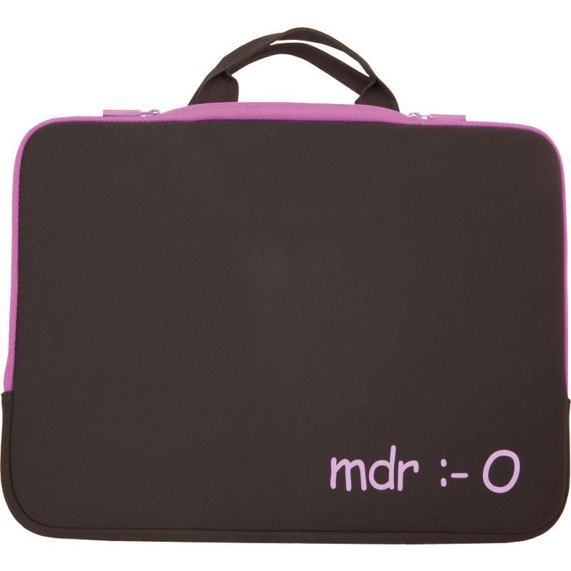 アーバンファクトリー メンズ スーツケース バッグ 15 Sleeve Purple