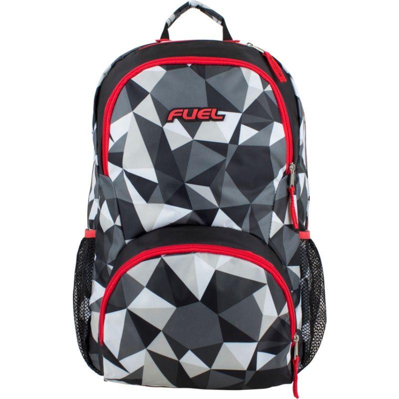 フュエル メンズ バックパック・リュックサック バッグ Valor Backpack Blue/White Geo