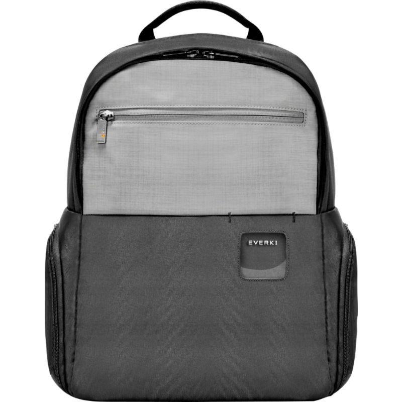 エバーキ メンズ スーツケース バッグ ContemPRO Commuter 15.6 Laptop Backpack Grey/Black