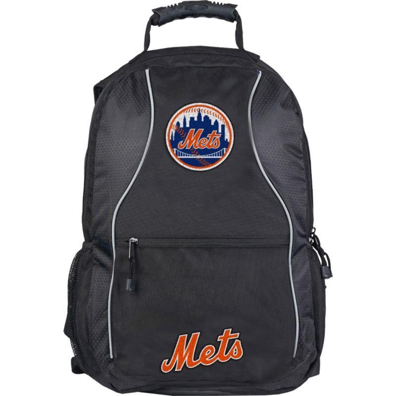 MLB メンズ バックパック・リュックサック バッグ Phenom Laptop Backpack New York Mets