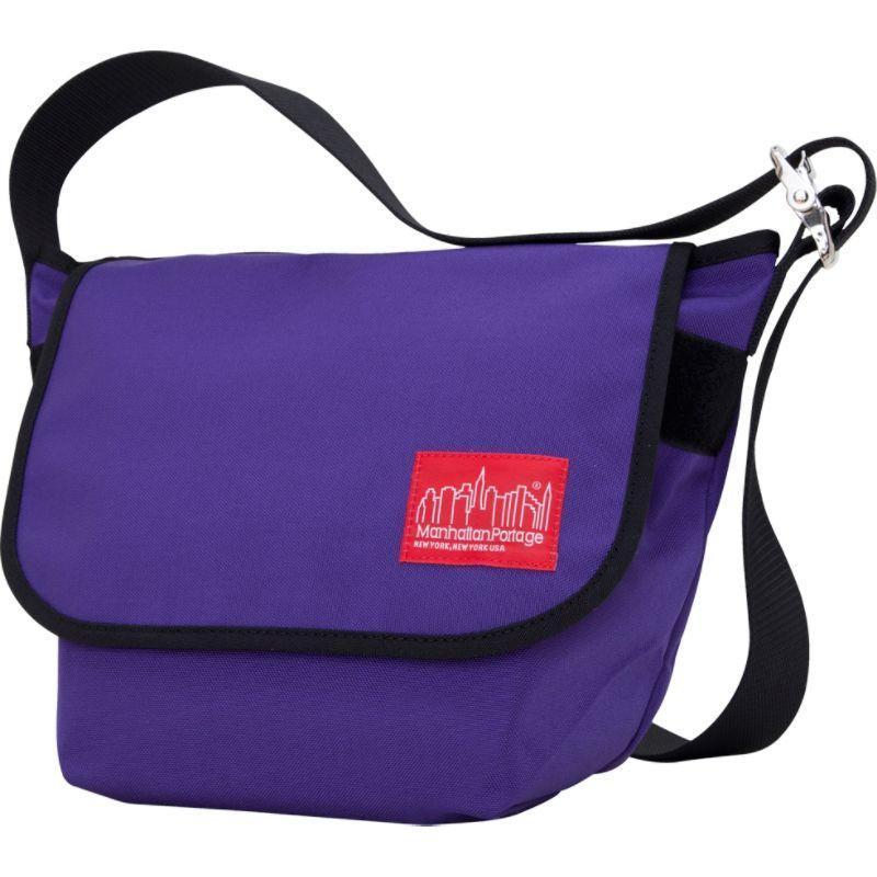 マンハッタンポーテージ メンズ ショルダーバッグ バッグ Vintage Messenger Bag Purple