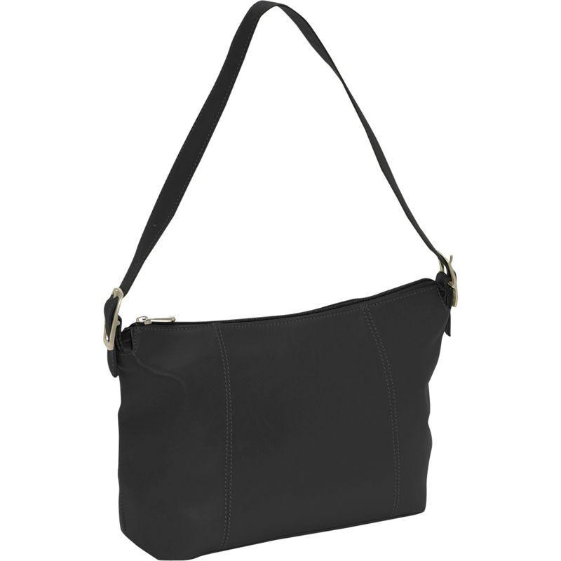 ピエール メンズ ショルダーバッグ バッグ Medium Shoulder Bag Black
