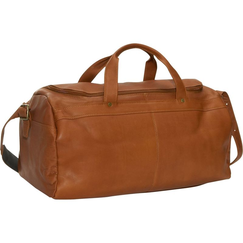 デビッドキング メンズ スーツケース バッグ 19 Duffel Tan