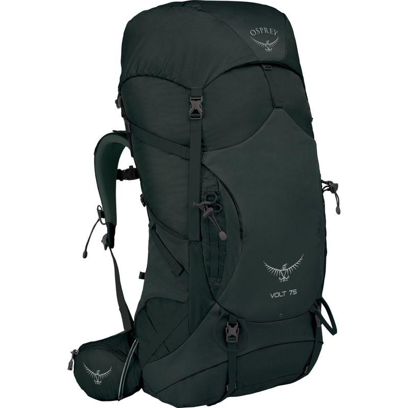 オスプレー メンズ バックパック・リュックサック バッグ Volt 75 Hiking Pack Conifer Green