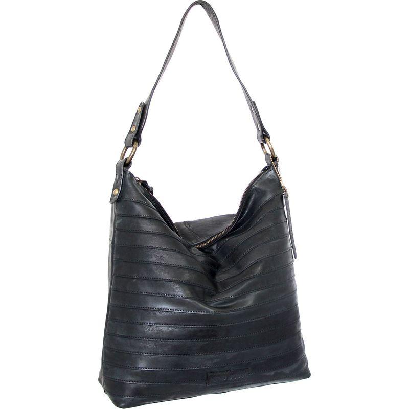 ニノボッシ メンズ ハンドバッグ バッグ Bristol Shoulder Bag Black