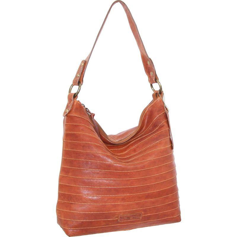ニノボッシ メンズ ハンドバッグ バッグ Bristol Shoulder Bag Cognac