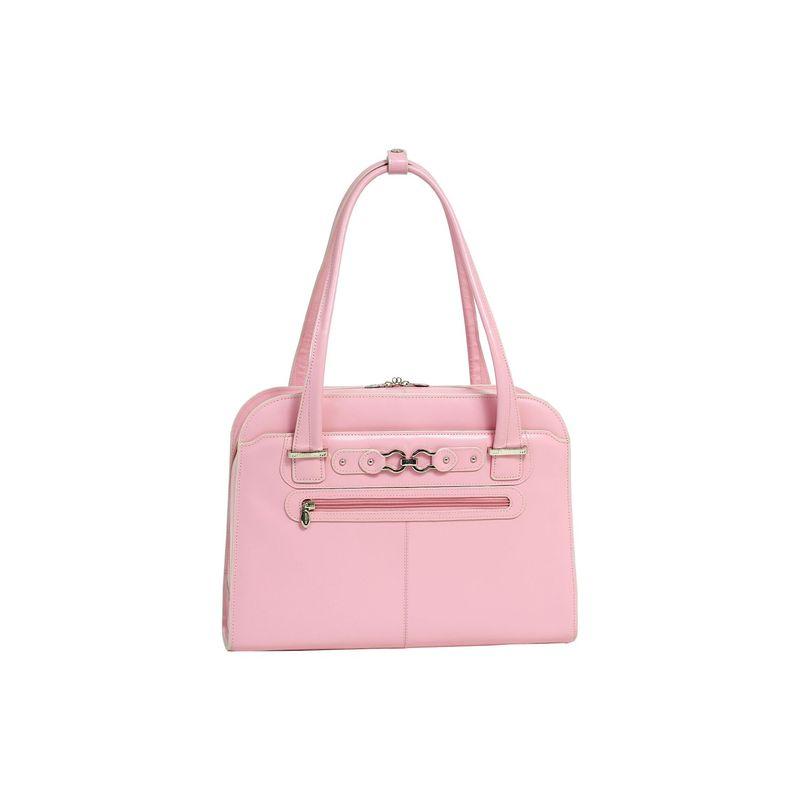 マックレイン メンズ スーツケース バッグ W Series Oak Grove 15 Laptop Tote Pink