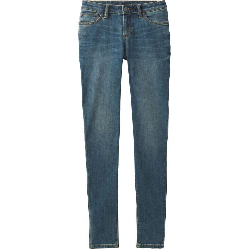 プラーナ レディース カジュアルパンツ ボトムス London Jean - Tall Inseam 0 - Heritage Wash