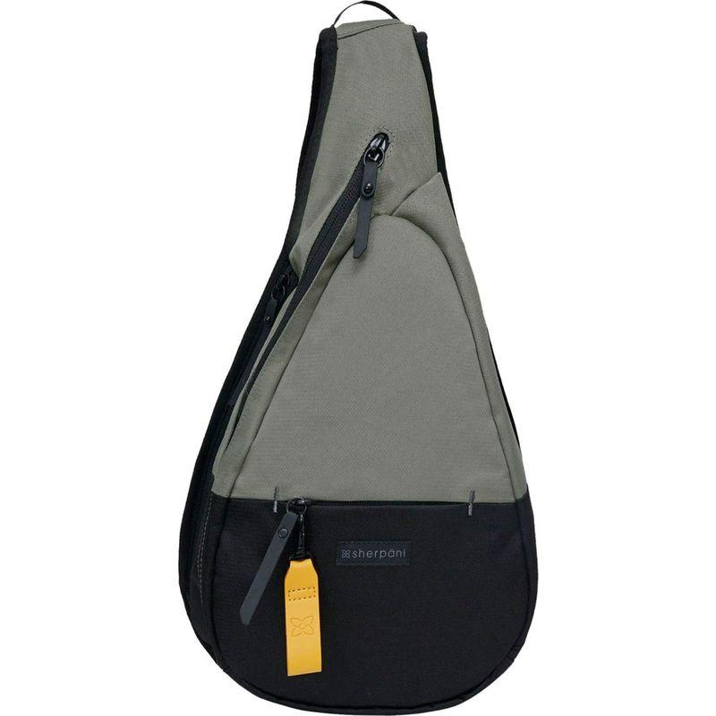 シェルパニ メンズ ショルダーバッグ バッグ Esprit Multi-Pocket Sling Flint