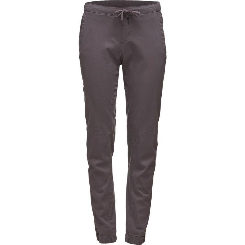 ブラックダイヤモンド レディース カジュアルパンツ ボトムス Womens Notion Pants XS - Slate
