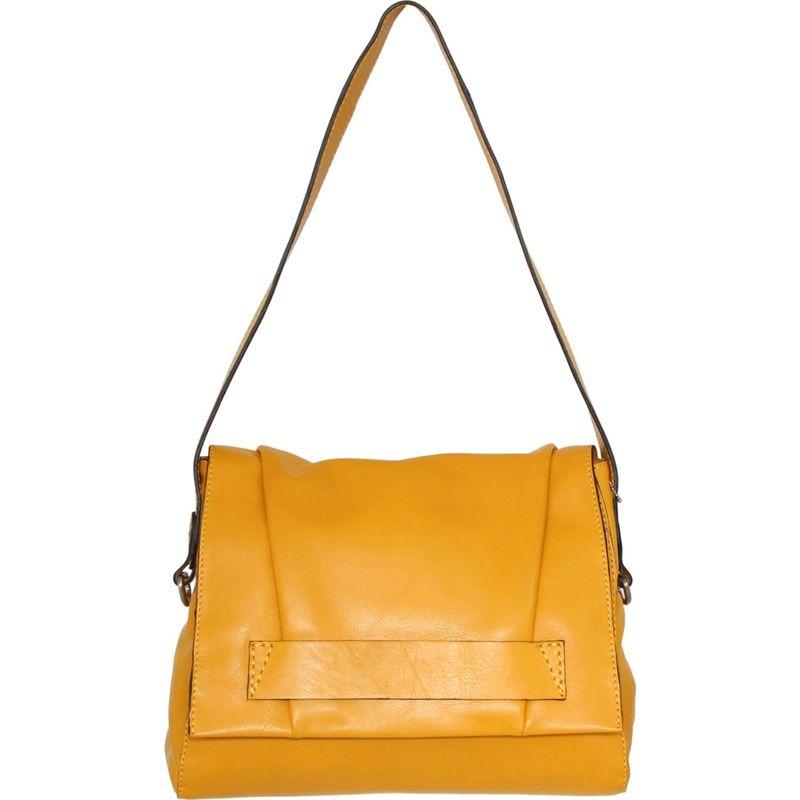 ニノボッシ メンズ ショルダーバッグ バッグ Yanna Shoulder Bag Mustard