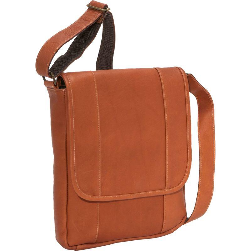 デビッドキング メンズ ショルダーバッグ バッグ Vertical Men's Bag Tan