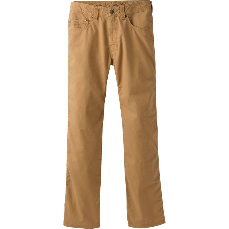 プラーナ メンズ カジュアルパンツ ボトムス Bronson Pants - 32 Inseam 28 - 32in - Embark Brown