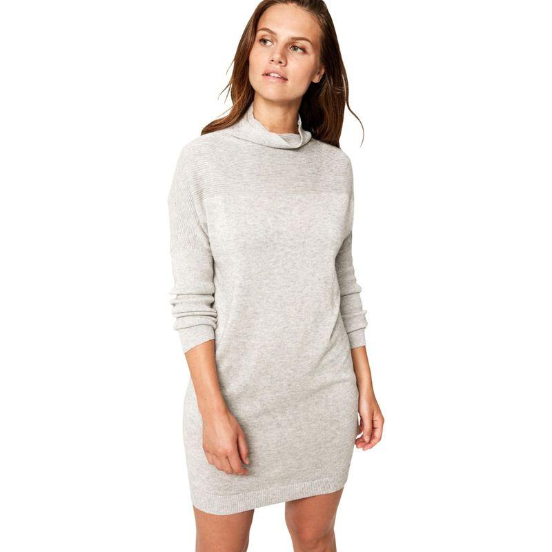 ロル レディース ワンピース トップス Mika Dress XS - Light Grey Heather