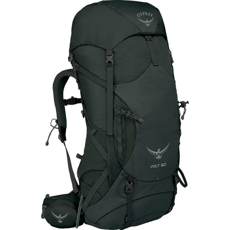 オスプレー メンズ バックパック・リュックサック バッグ Volt 60 Hiking Pack Conifer Green
