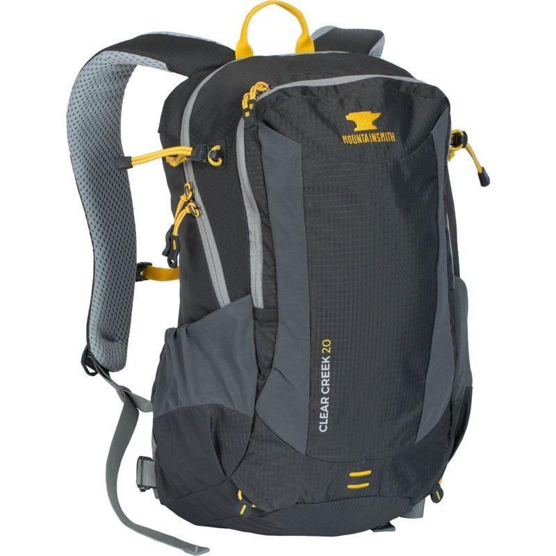 マウンテンスミス メンズ バックパック・リュックサック バッグ Clear Creek 20 Hiking Pack Anvil Grey