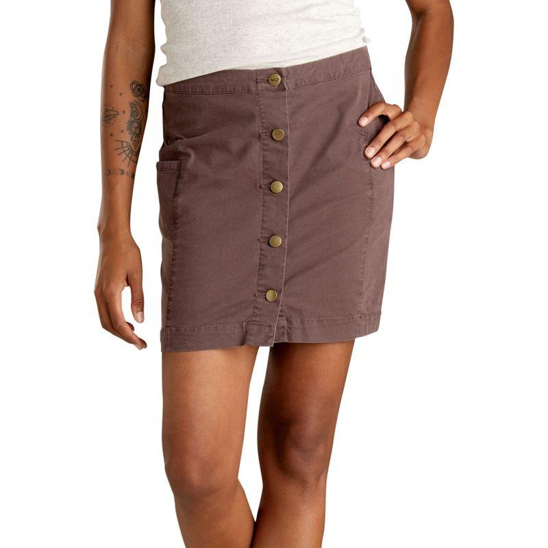 トードアンドコー レディース スカート ボトムス Womens Earthworks Skirt 0 - Raisin